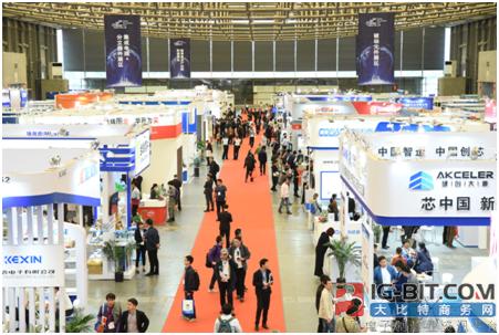 群英荟萃 第92届亚博国际登录网站电子展盛大开幕
