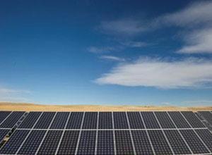 晶科能源为新南威尔士州太阳能发电场提供模块