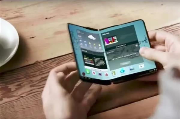 韩媒:三星首款可折叠屏手机投产,展开后可达7.29英寸