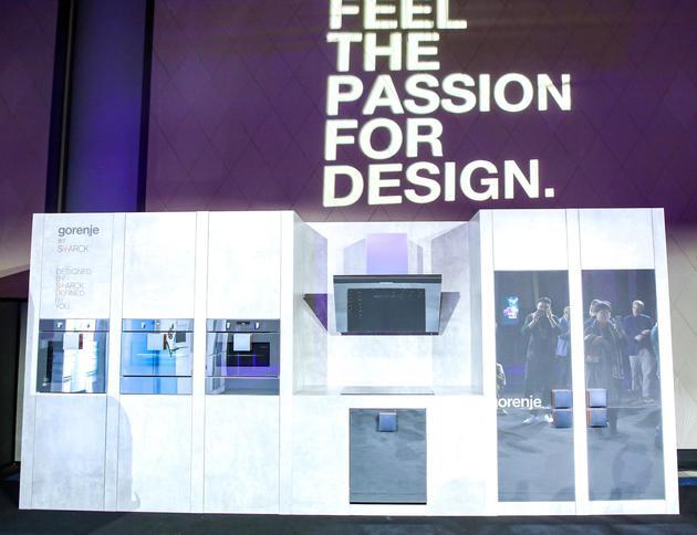 欧洲家电品牌Gorenje进军中国市场 高端新品为主