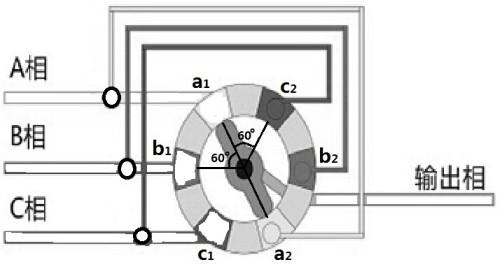 【仪表专利】带三相负荷平衡自动调整装置的电能表