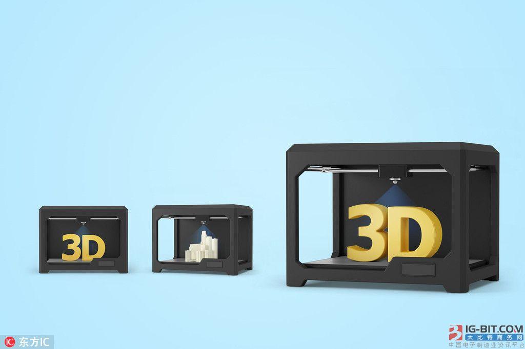 3D打印技术发展迅猛 工业市场需求激增