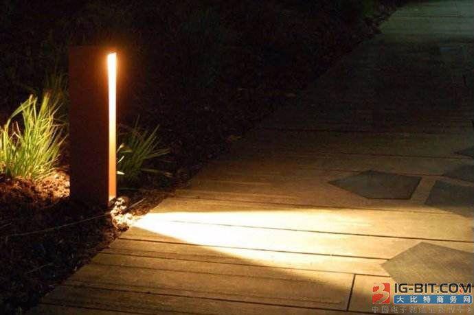 调查发现:英国人愿意在户外照明上花更多的钱