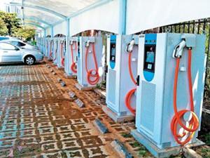 充电桩企业陷入盈利难困局 发展脚步受阻