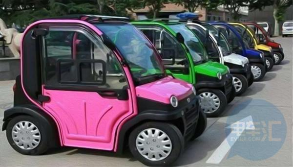 六部委发文整顿清理低速电动车,严禁新增产能