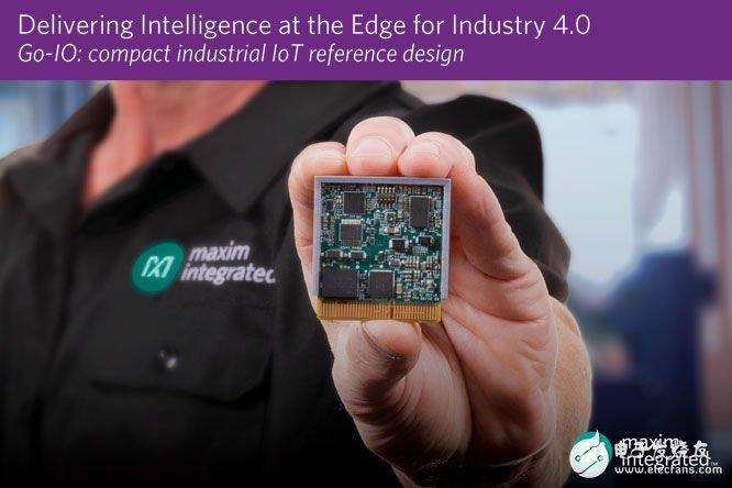 Go-IO将智能化推向数字工厂前沿,实现更高的生产效率