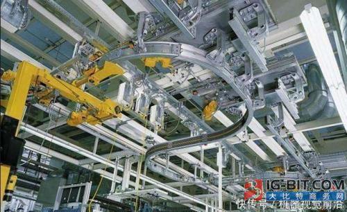 工业自动化多元化发展 机器视觉应用广泛