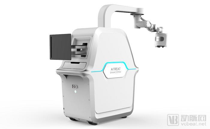 AiTreat推出中医按摩机器人,解决人手短缺问题