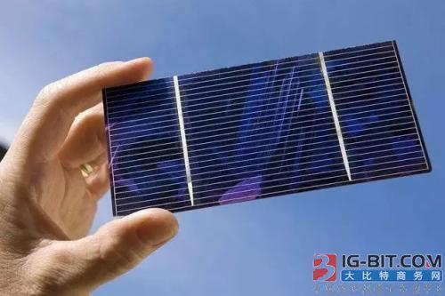 汉能薄膜电池再创新高 转换率29.1%