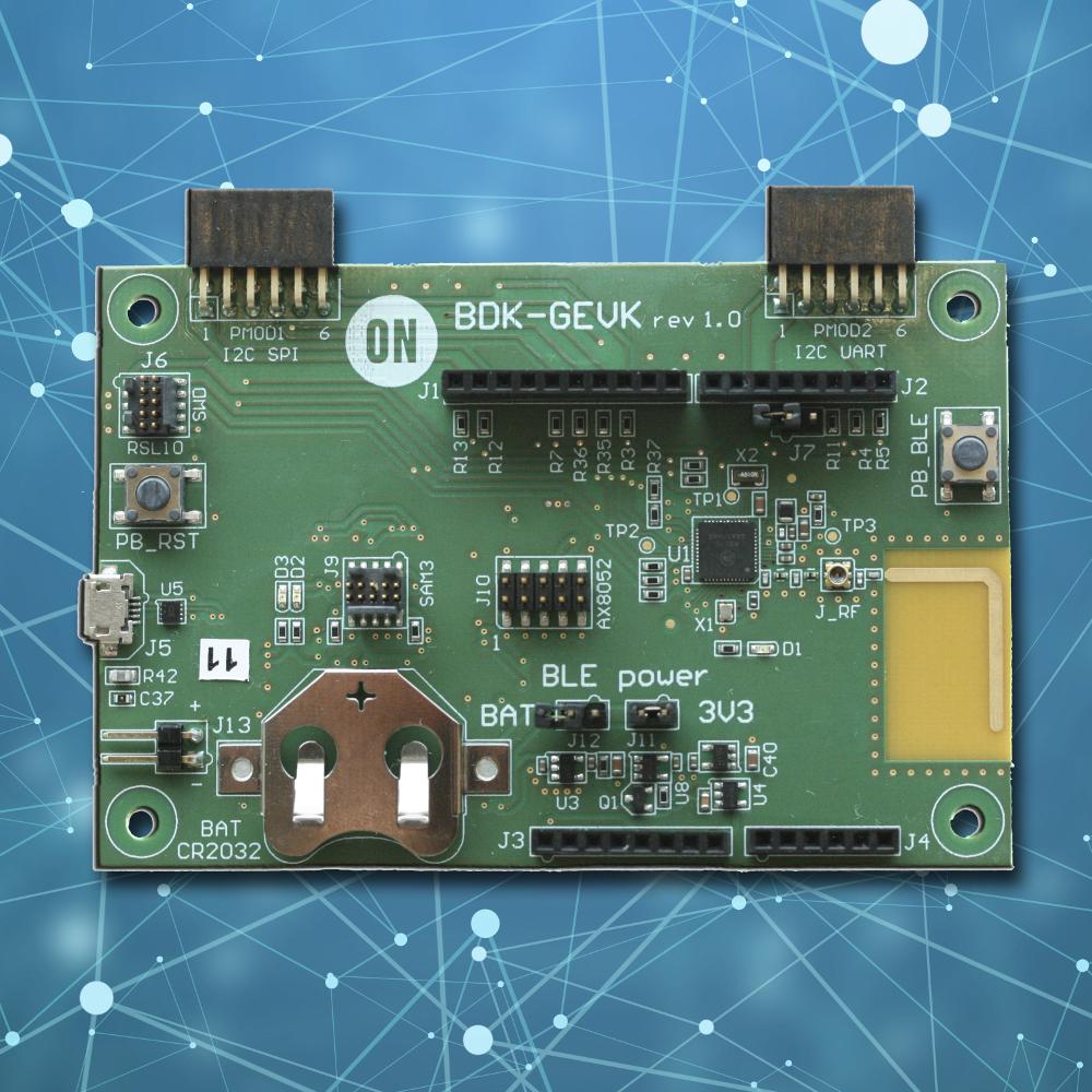 安森美半导体展示用于无线网状网络、  免电池边缘节点和人工智能的物联网方案