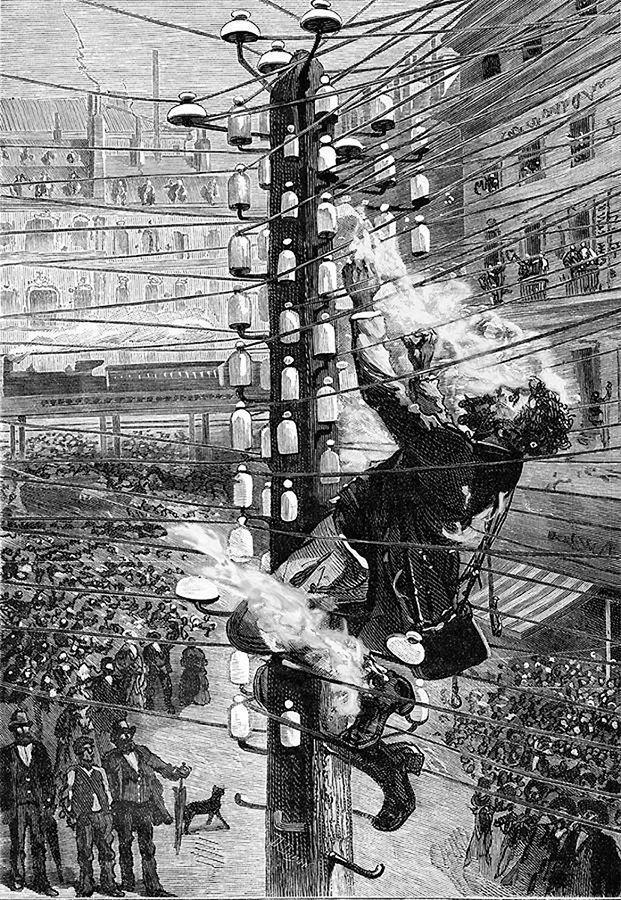 百年轮回,燃料电池与锂电池之争,特斯拉能否再获命运女神眷顾