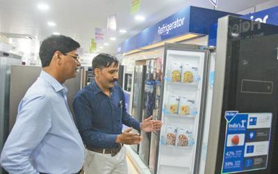中国家电品牌赢得印度消费者青睐