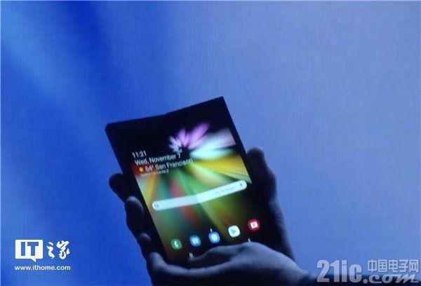 三星速度惊人!可折叠手机和5G版S10 明年3月正式开卖!