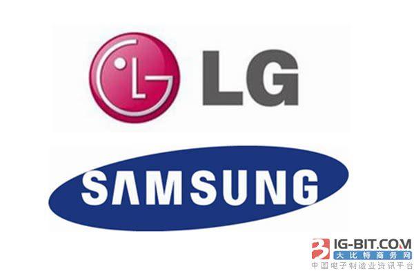 LG欲在OLED面板市场与三星竞争,却被绿屏门撞了一下腰