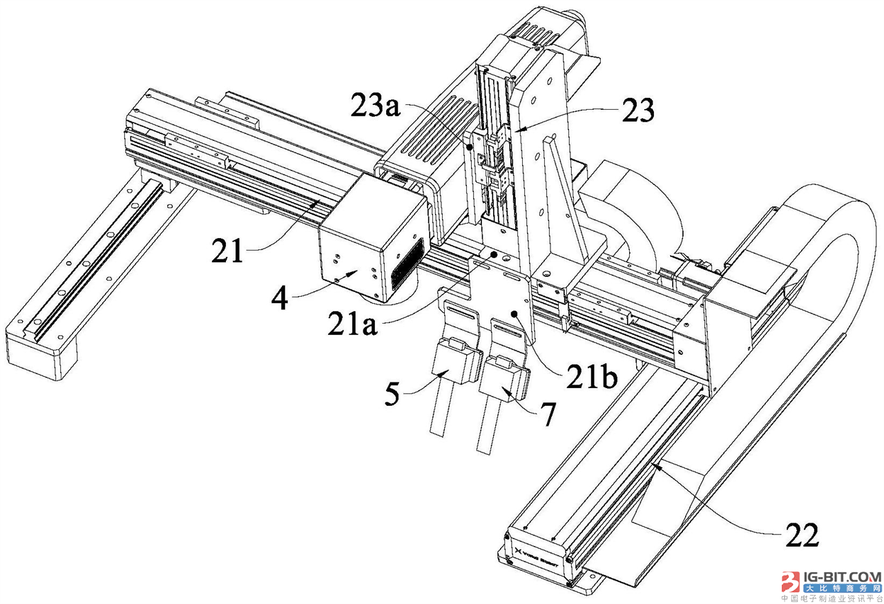 【仪表专利】全自动电能表封印二维码雕刻扫描装置