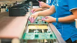 喀什企业家开办19个卫星工厂 生产电感、电子变压器