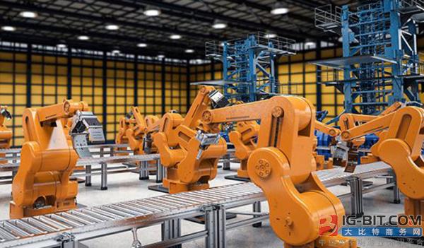 可靠的连接器使工业机器人保持高效运行