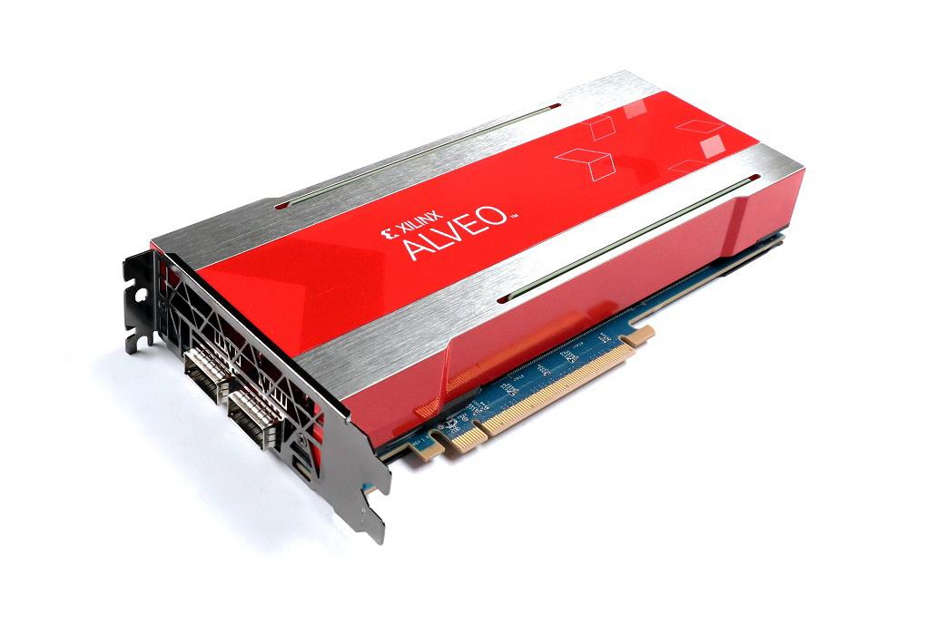 赛灵思推出新款 Alveo U280 HBM2 加速器卡
