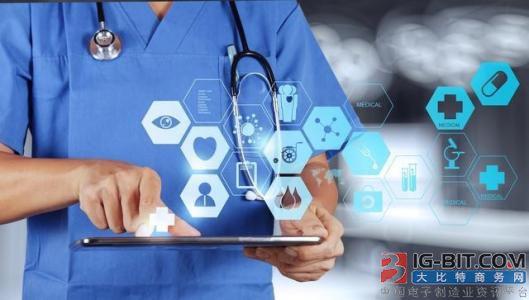 用人工智能驱动医疗事业发展