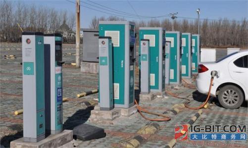 充电桩增速放缓,新能源汽车销量增长