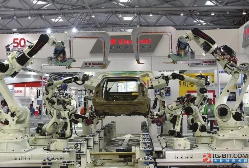 51ROBOT与川崎达成战略合作协议