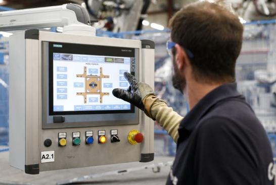 西门子Sidrive IQ数码平台 让机械具备通讯能力