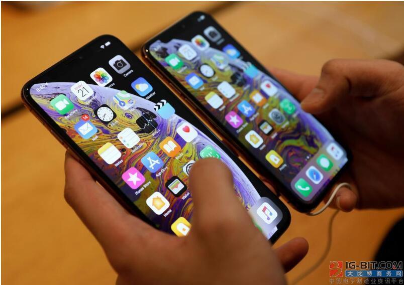 外媒:中国智能手机崛起令苹果的未来阴云笼罩