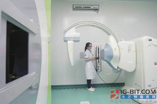 打破垄断实现大型医疗器械国产化重离子应用技术及装备制造产业基地本月开工