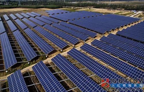 中国光伏扶贫项目建设规模达10.11GW 三大政策推动光伏电站建设