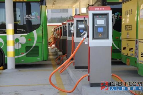 易事特充电桩中标广东电网充电装置项目 市场份额有望进一步提升