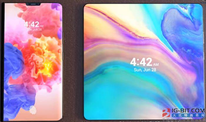 华为已展示可折叠手机成品 完成度超预期