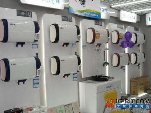 2018年前十月热水器销量整体下降2.7%