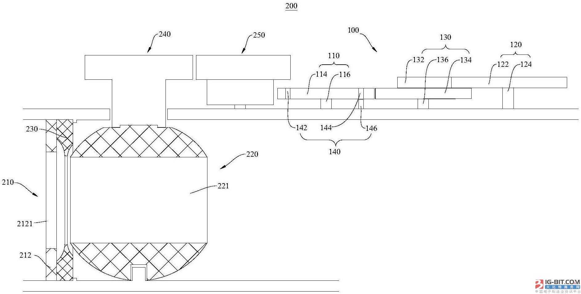 【仪表专利】双向防堵转机电球阀和燃气表