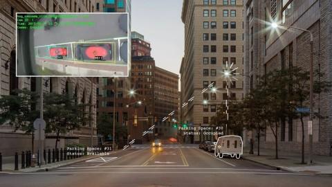 圣地亚哥将增1千个CityIQ传感器,LED路灯效率提高20%