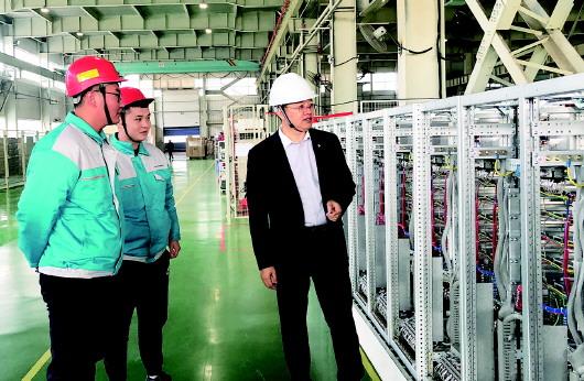 特锐德:落地300多个城市 织成中国最大充电网