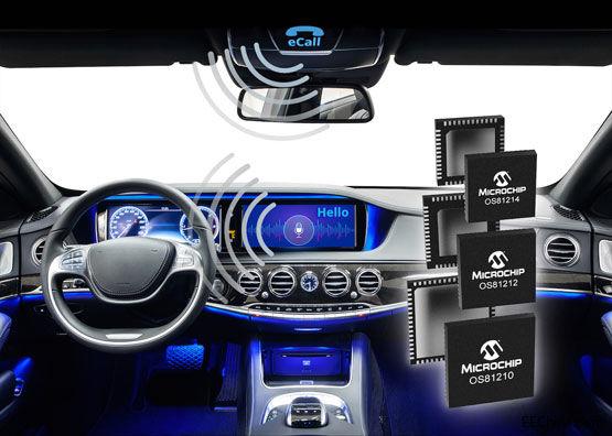 Microchip推出业内最高效的汽车信息娱乐连网解决方案INICnet