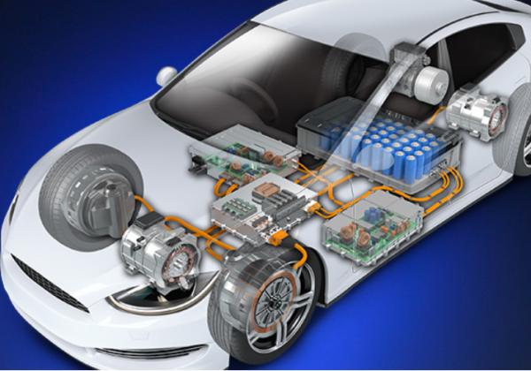 日本电子展  TDK展示最新高可靠性车载用被动元件