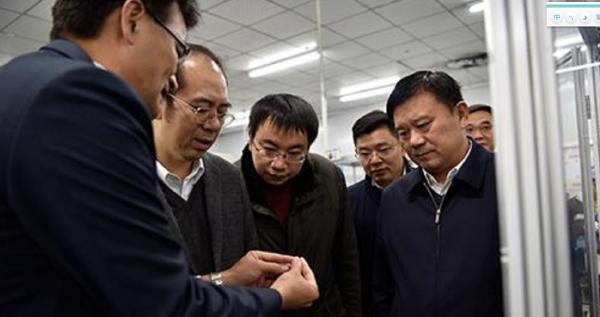 湖南电感和装备专家为沅陵电子信息产业发展支招