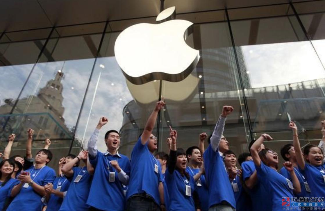 美国手机市场不够大 无法拯救iPhone在中国颓势