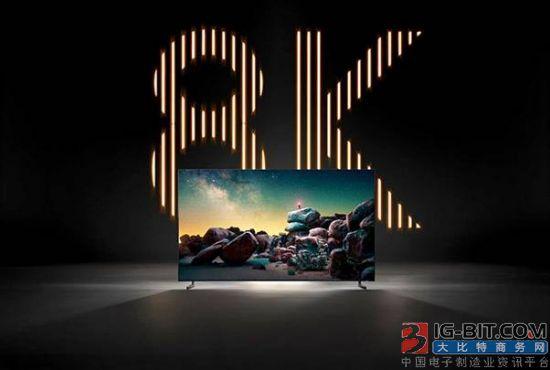 8K电视:IFA大展彩电类中当之无愧的C位