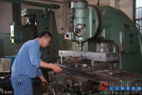 中国高端机床制造技术与德、日到底差距多大?