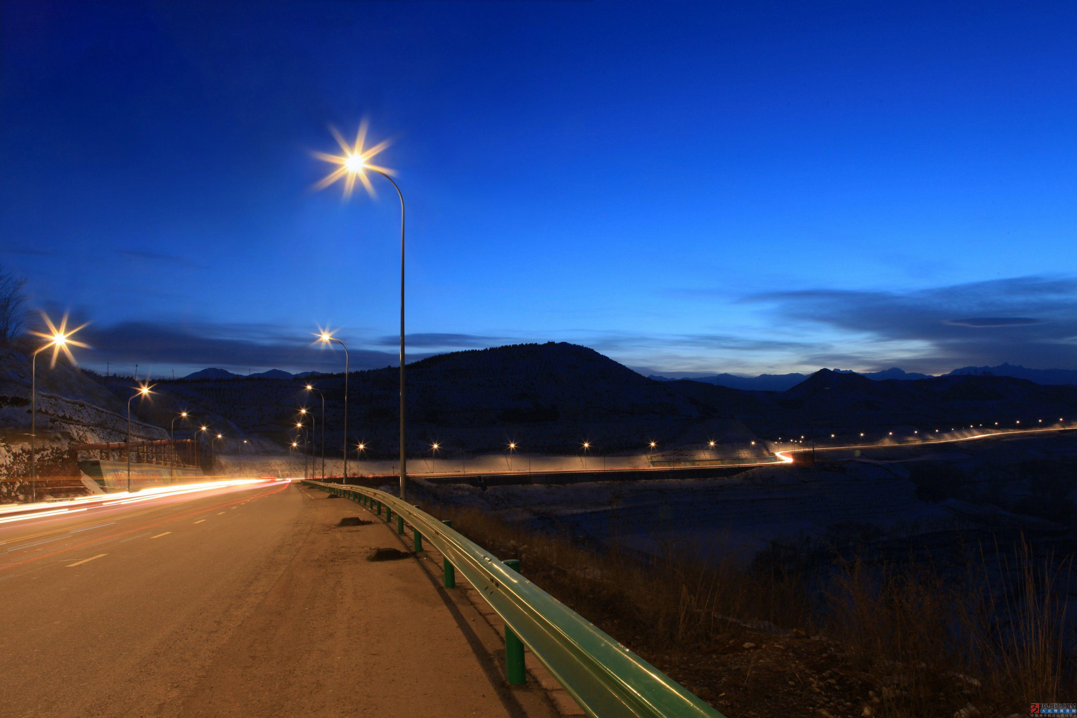 昕诺飞智能互联LED道路照明进驻中国西部,总安装数突破2万套