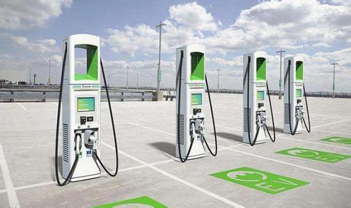 我国充电桩建设加速 运营企业将逐步受益