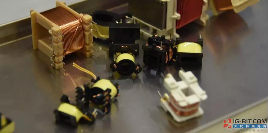 平潭电感器、电子变压器等14个重大项目集中开工
