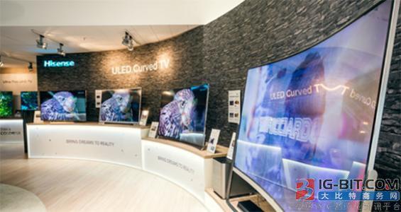 日本电视市场:索尼不敌海信