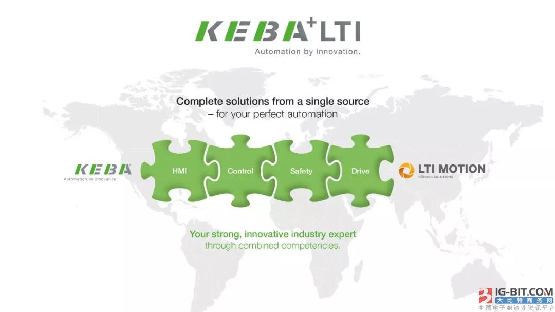 KEBA收购LTI Motion 延伸技术布局