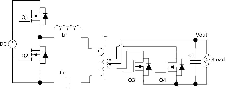 LLC轻载下输出特性分析及保持输出电压可控的解决方案