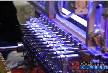 智能制造创造新机遇  磁件、磁材自动化改造猛如虎