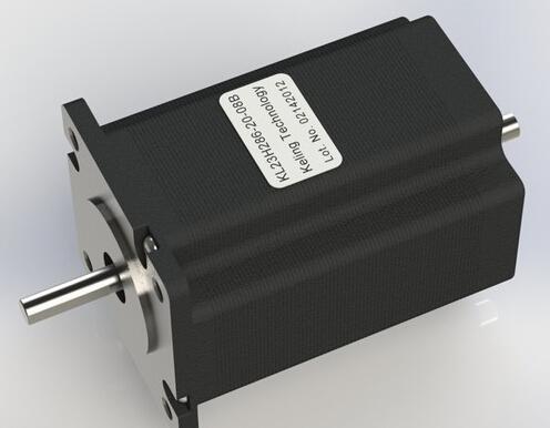 步进电机只能够由数字信号控制运行的