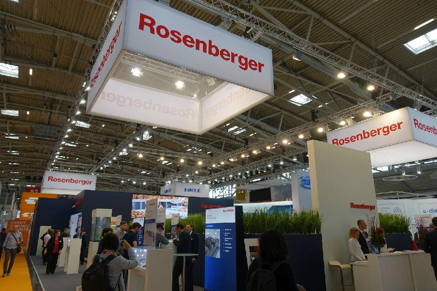 罗森伯格发布多款汽车内部专门连接器产品